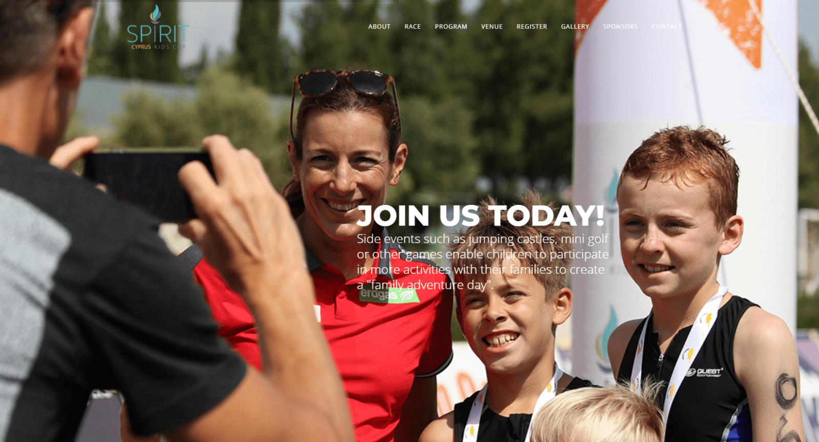357 Media  Cyprus Kids Cup