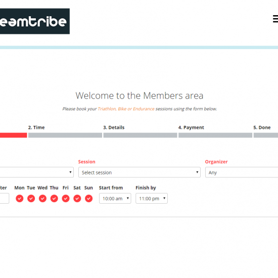 357 Media Members Team TRIBE