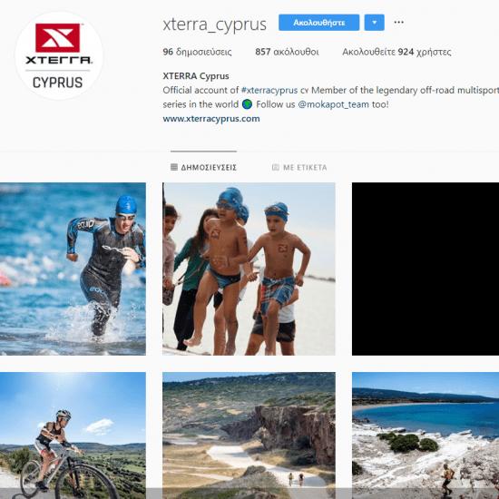 357 Media XTERRA Cyprus xterra_cyprus Instagram